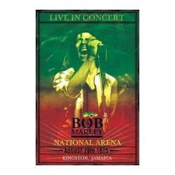 Maxi Poster Bob Marley  concert poster