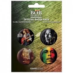 Badges Bob Marley 2