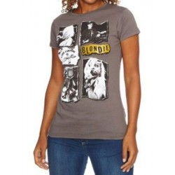T-shirt femme Blondie Cut Out
