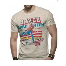 T-shirt Springsteen Bruce  -Tour