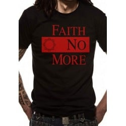 T-shirt Faith no More - Star logo