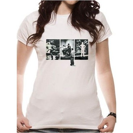 T-shirt femme GENESIS  - Lamb on Broadway Photo