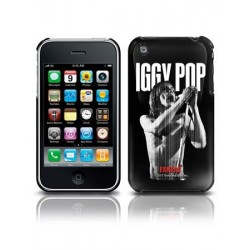 Coque Iphone 3 - Iggy Pop