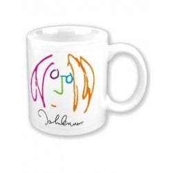 Mug JOHN LENNON self portrait