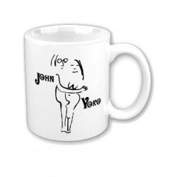 Mug JOHN LENNON John  et  Yoko