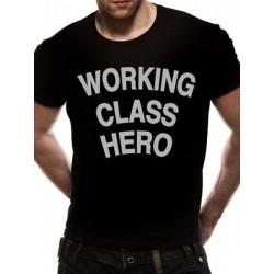 T-shirt JOHN LENNON working class hero