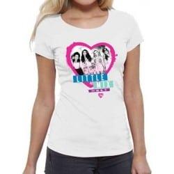 T-shirt Little Mix spraycan ladies