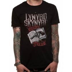 T Shirt Lynyrd Skynyrd - God and Guns