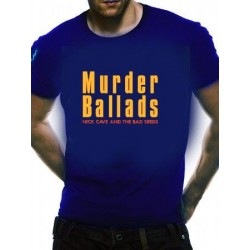 T-shirt NICK CAVE - BALLADS TO