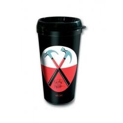 Travel mug PINK FLOYD Hammers