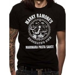 T-shirt RAMONE MARKY  - Pasta Sauce