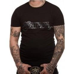 T-shirt SANTANA - FOIL LOGO