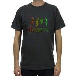 T-shirt The Doors spectrum