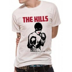 T-shirt THE KILLS - BOXER TO