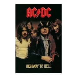 Maxi Poster ACDC Highway to Hell