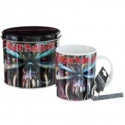 Mug Iron Maiden final frontier - Coffret collector