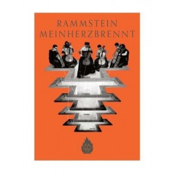 Poster Rammstein - MHB Band