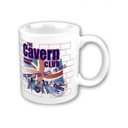 Mug The Beatles Cavern Union Jack Flag