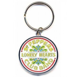 Porte-clefs The Beatles - Sergent Pepper Club Band