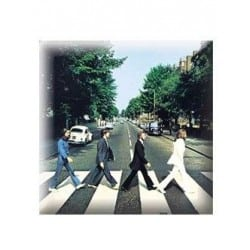 Pin's The Beatles -  ABBEY ROAD