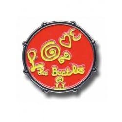 Pin's The Beatles - LOVE DRUM