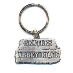 Porte-clefs The Beatles - Abbey Road Sign