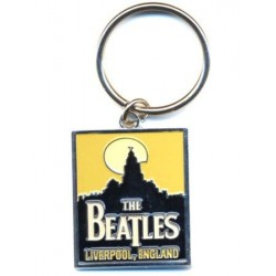 Porte-clefs The Beatles - Liverpool