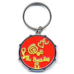 Porte-clefs The Beatles - Love Drum