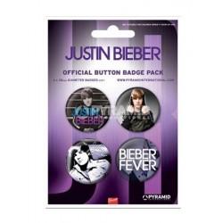 Badges Justin Bieber
