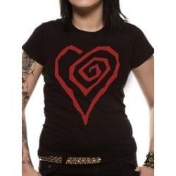 T-shirt femme Marilyn Manson