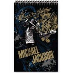 Michael Jackson  - Pack de 2 blocs-notes style 5 et 1