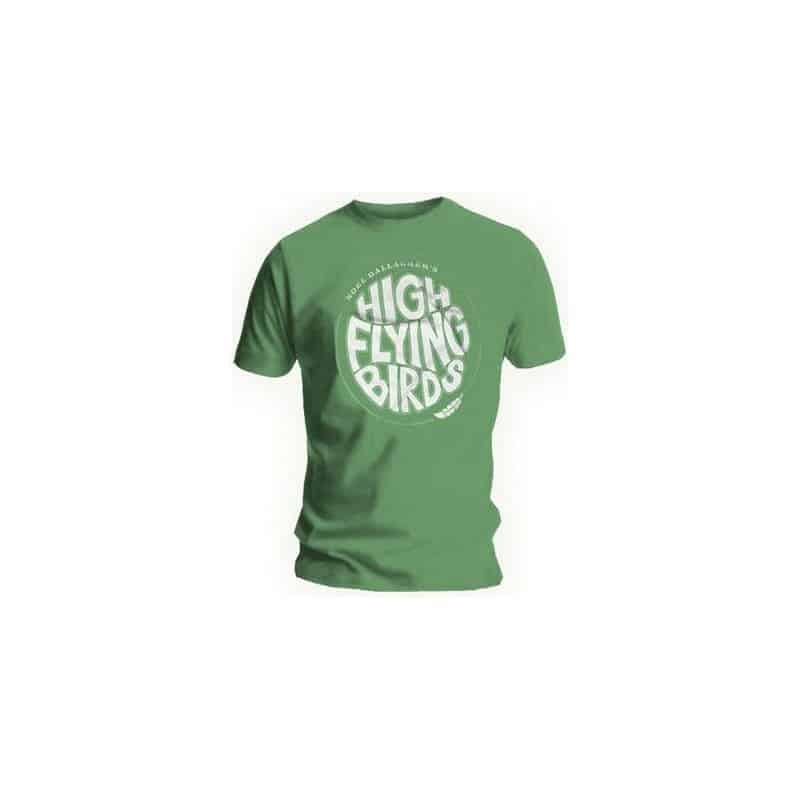 T-shirt GALLAGHER NOEL - High Flying Birds