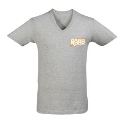 T-shirt gris griffe - Garorock 2018