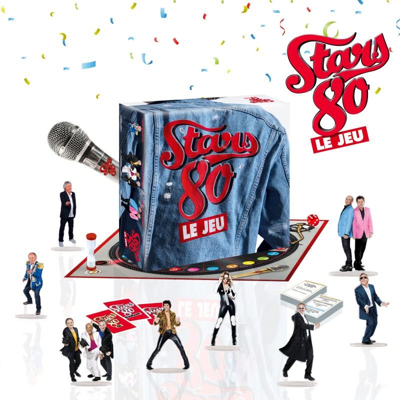Stars 80 - Le Jeu