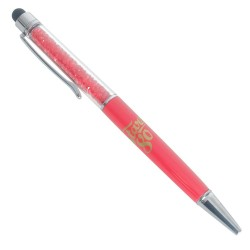Stylo stylet rouge Stars 80