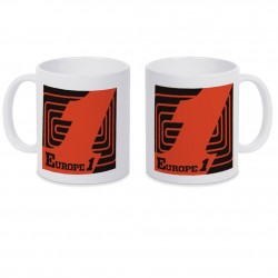 Mug logo Orange Europe 1