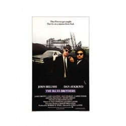Affiche film Blues Brothers