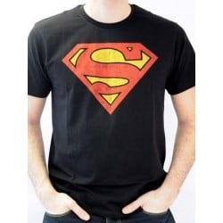 T-shirt SUPERMAN - Logo used