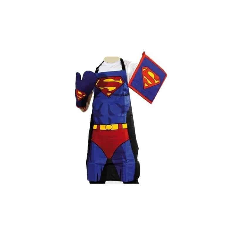 Set de cuisine SUPERMAN