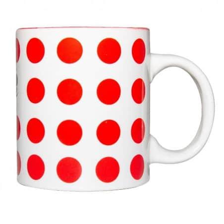 Mug à pois Tour de France 2019
