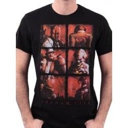 T-shirt ARKHAM VILAINS