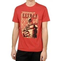 T-shirt Batman BACK CARDS
