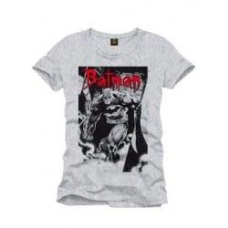 T-shirt Batman GOTH LETTER