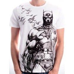 T-shirt Batman - Fly Legend Icon