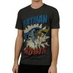 T-shirt Batman - BATMAN ET ROBIN