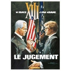 BD XIII - Le jugement - Tome 12