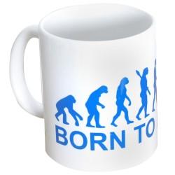 Mug escrime - Born to Fence
