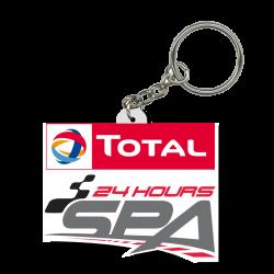Porte clés 24 heures de Spa