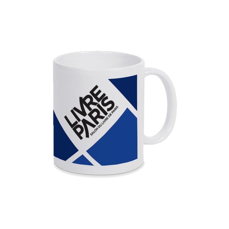 Mug Salon du livre 2018 - bleu
