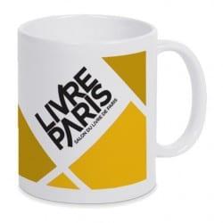 Mug Salon du livre 2018 - jaune